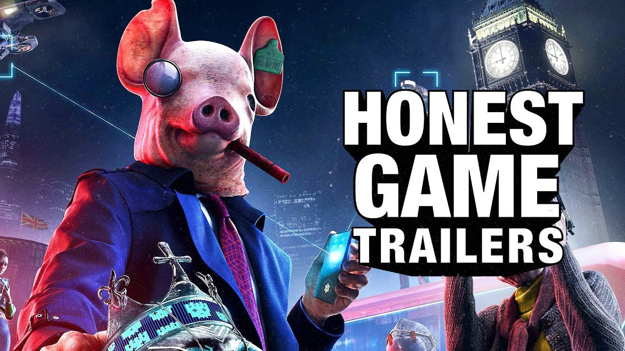 Download Honest Game Trailers | Watch Dogs: Legion