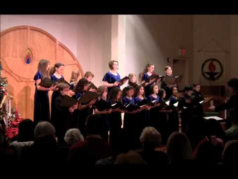Three Christmas Bird Songs by Edmund Walters, performed by SFVYC Primi Cantores