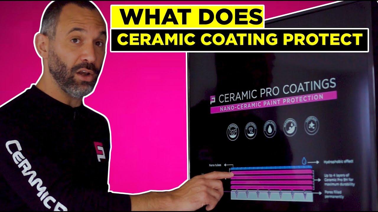 What Does A Nano Ceramic Coating Like Ceramic Pro Do?