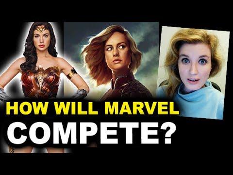Captain Marvel Movie 2019 - Beyond The Trailer