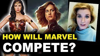 Captain Marvel Movie 2019 - Beyond The Trailer