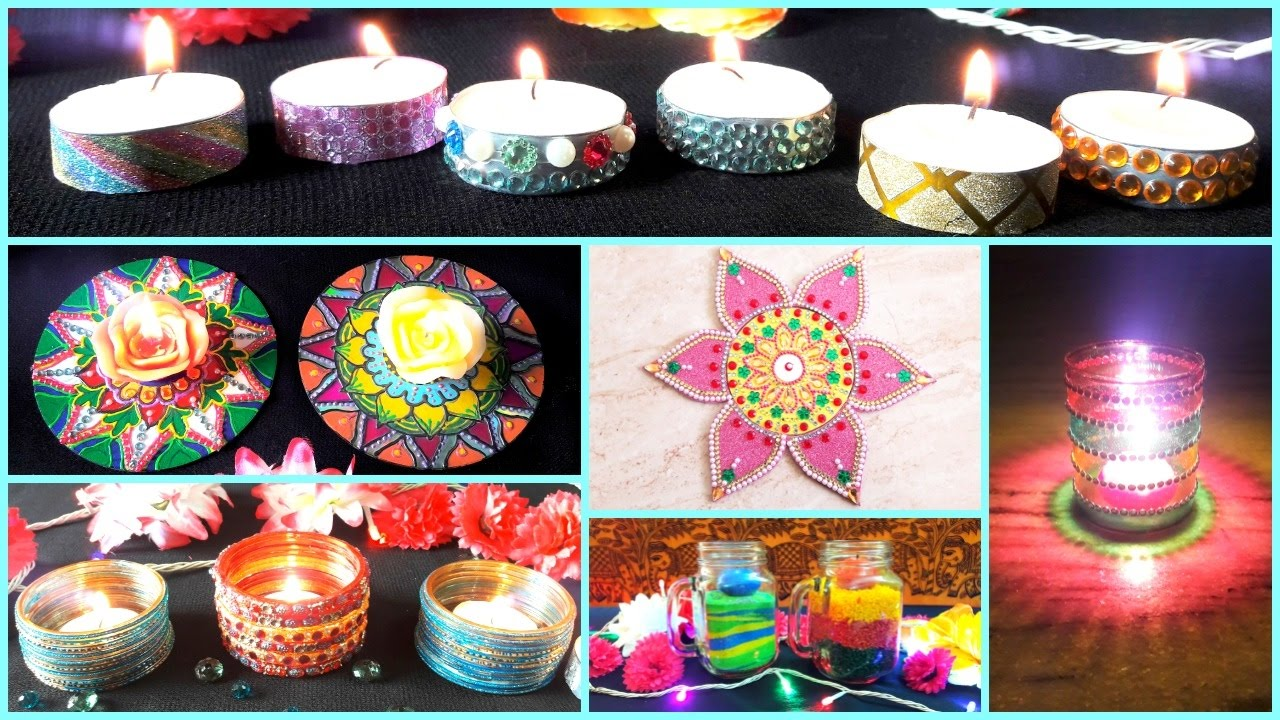 8 diy diwali decoration ideas easy and creative best for Room decoration ideas in diwali