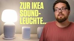 SONOS Lampe von IKEA: SYMFONISK im Vergleich