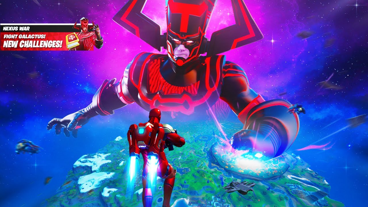 Here's When Fortnite's Massive Galactus Live-Event Starts And ...