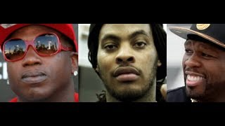 Gucci Mane CAN NOT Forgive Waka Flocka, 50 Cent Takes Over Starz BMF SERIES REAL SOON