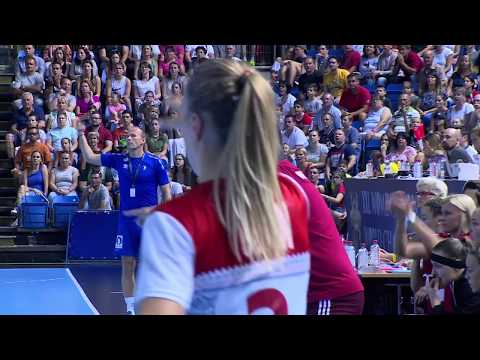 Norway 22:28 Hungary (Final) | IHFtv - Hungary 2018