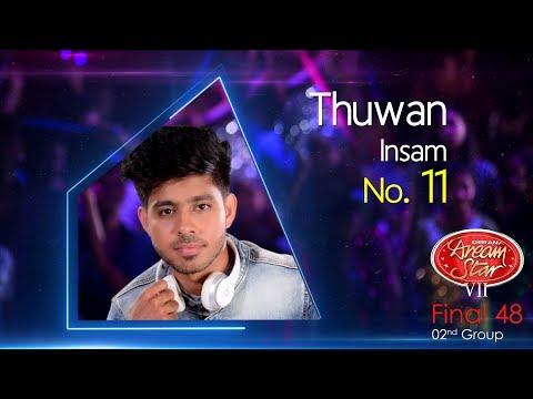 Dream Star Season 7 | Final 48 ( 02nd Group ) Thuwan Insam - 10-06-2017
