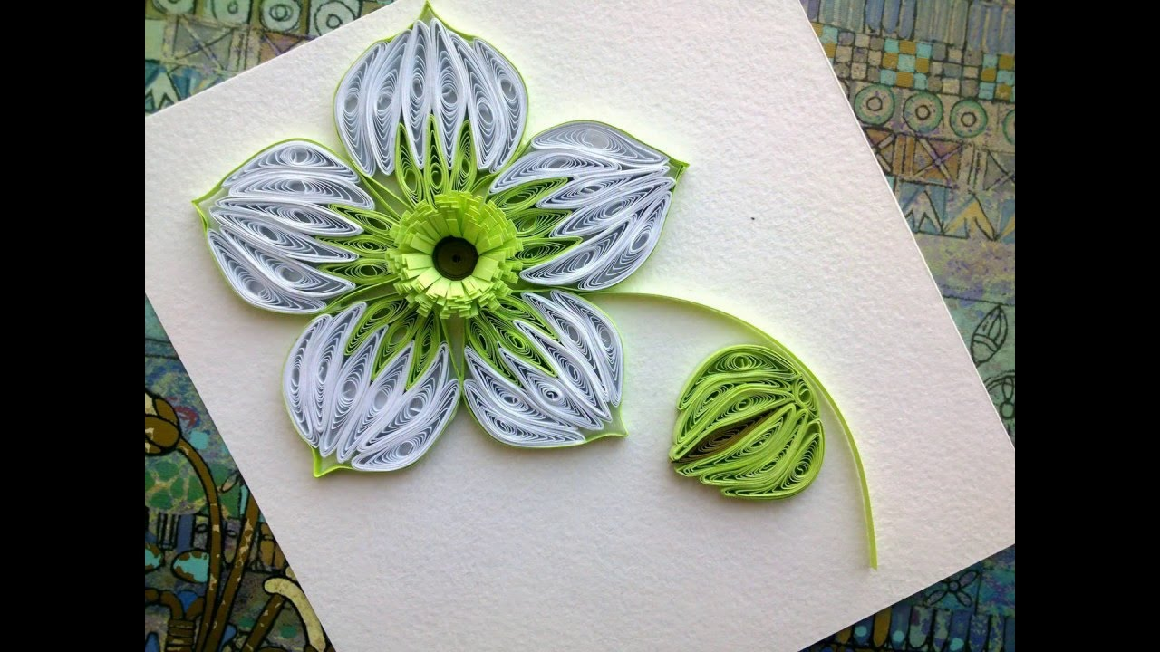 how to make beautiful flowers with newspaper