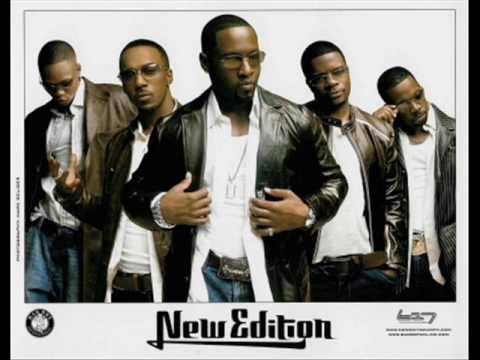 New Edition - Hot Tonight 2004