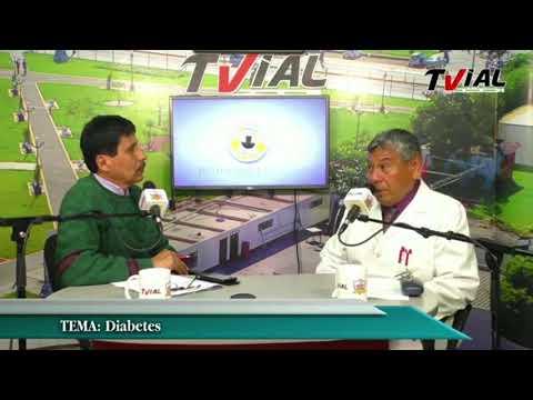 La Diabetes - Dr. Alfonso Ramirez Saba -  Jefe del Departamento de Endocrinología - 09-11-17