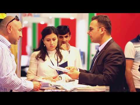 Caspian International Oil & Gas Exhibition 2017 RU