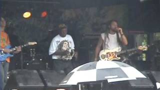 Carlos Jones - Midwest Reggae Fest 2009 - Pass the Kutchie