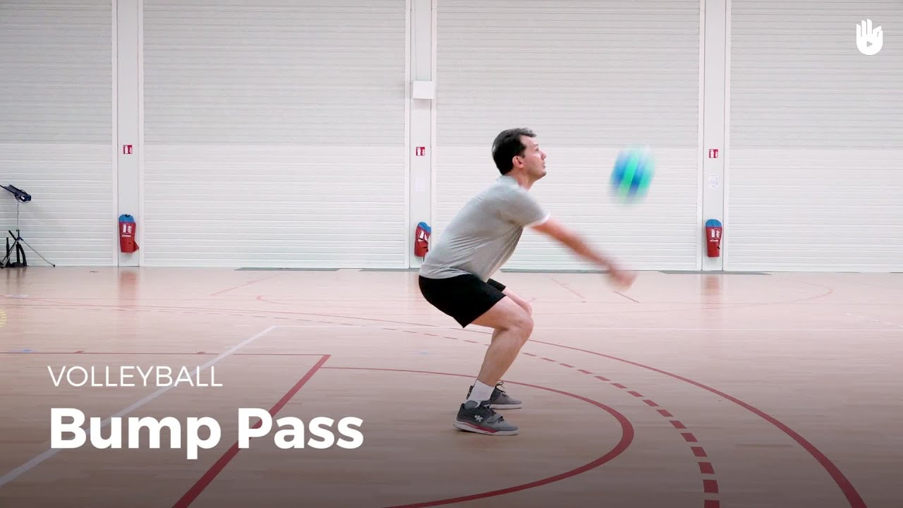 Forearm Pass Volleyball Youtube
