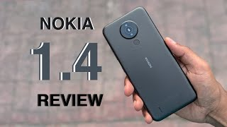 Nokia 1.4 Unboxing and Review