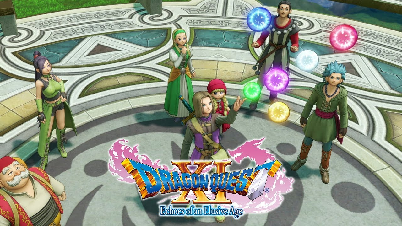 Dragon Quest 11 Review - A Tradition Continues - GameRevolution
