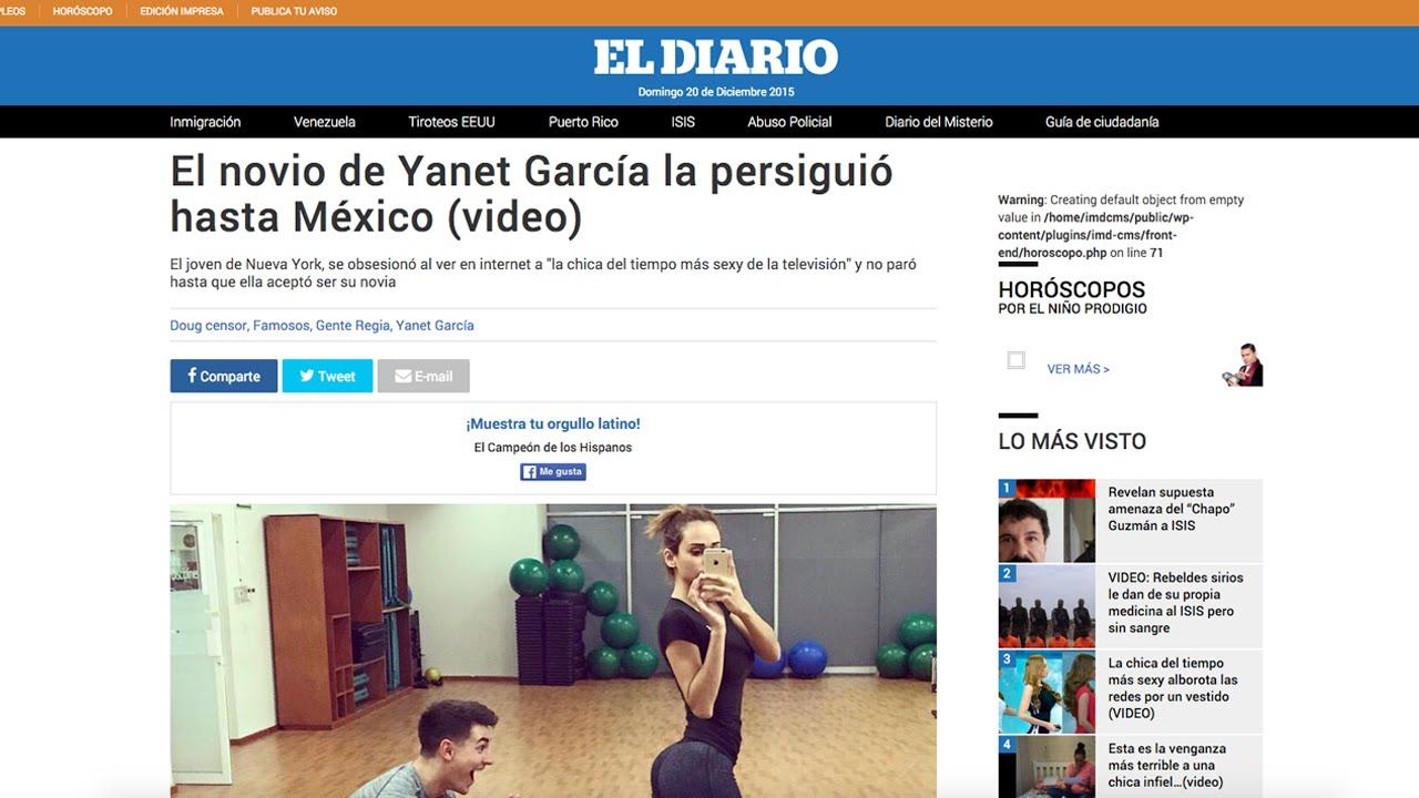 WE MADE SPANISH NEWS!!