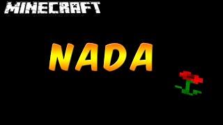 Minecraft: Nada - Rabahrex