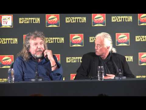 Led Zeppelin Interview - The Meaning Of Stairway To Heaven
