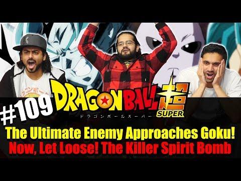 Dragon Ball Super ENGLISH DUB - Episode 109 - Group Reaction