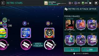 FIFA MOBILE 18 - NOWY EVENT RETRO STARS - MASTER TRAFIONY?