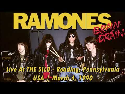 Ramones - The Silo Club (Reading, Pennsylvania USA 04/03/1990)