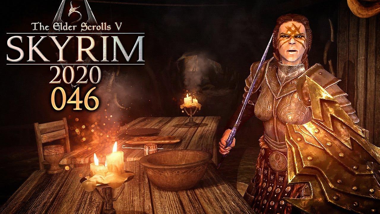 SKYRIM 2020 🐉 046: Rigel, die hinter einem Schrank wohnt thumbnail