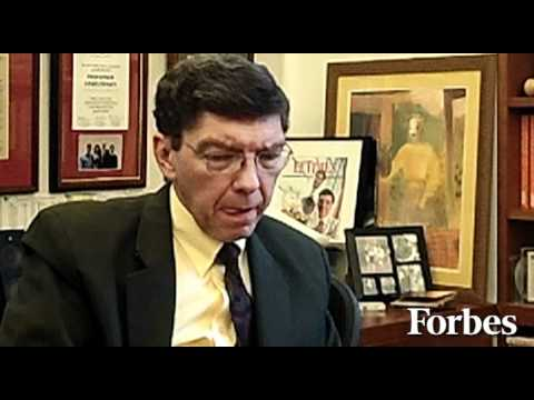 Clayton Christensen On Diabetes