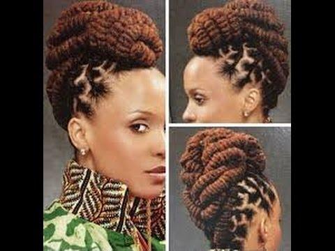 Best Dreadlocks Hairstyles for Black Women  YouTube