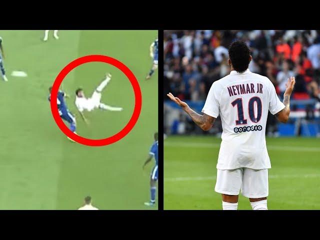 Fans riefen Neymar du H........ Seine Rache war unfassbar..