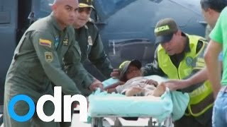 Seven-year-old Colombian girl survives 18 days in the  jungle