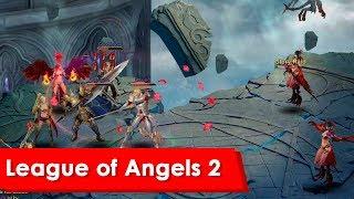 Лига ангелов 2 герои, как правильно прокачивать?