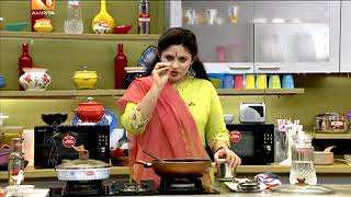 Shirku Malayalam movie Team in Annies Kitchen - Kolhapuri vegetable curry Recipe by Annie