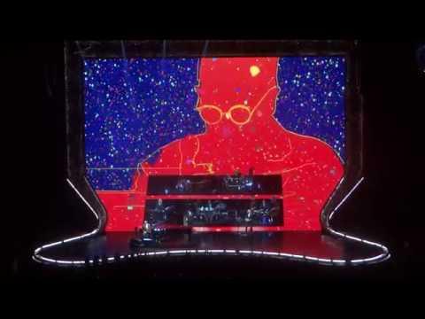 Farewell Yellow Brick Road Tour || Elton John - Bennie And The Jets || September 2018