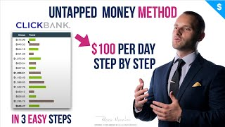 ClickBank Tutorial For Beginners - How To Make Money On ClickBank [Step By Step]