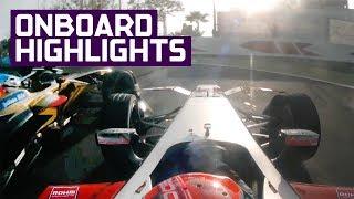 Onboards Compilation: 2018 Marrakesh E-Prix - ABB FIA Formula E