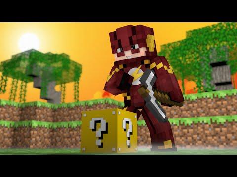 Minecraft PE : Pocket Heroes #16 - Estou com Sorte ! ? (Minecraft Pocket Edition)