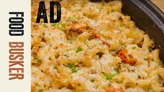 One of Food Busker's most viewed videos: Lobster Mac 'n' Cheese AD | Food Busker