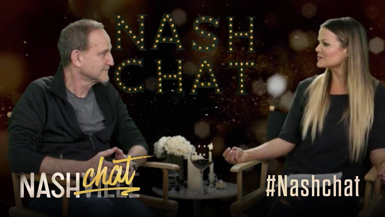 Download NASHVILLE on CMT | NashChat feat. Marshall Herskovitz | Episode 9
