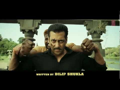 Dabangg 2 Dialogue Promo ★ Pandey Ji Lagi Toh Nahi ★ Salman Khan