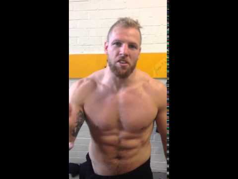 Irish Rugby TV: James Haskell – #UBL Final Good Luck Video