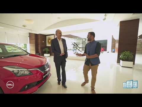Dell #CXODigitalDrive Episode 2 with Rajesh Uppal, CIO, Maruti Suzuki Pvt. Ltd.