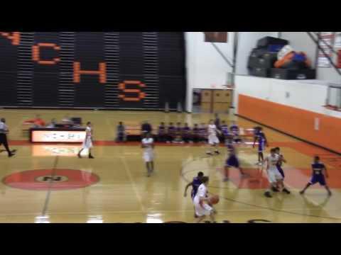 BHS Freshman Basketball 2016-17 G1