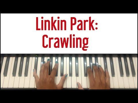 Crawling Piano Chords Linkin Park Khmer Chords