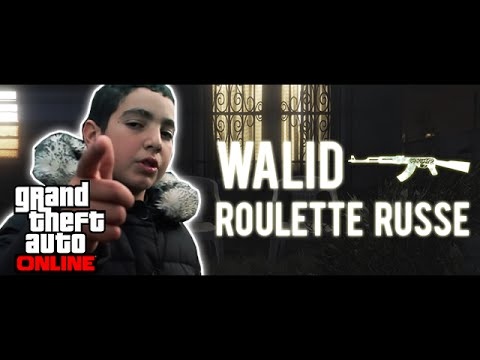 walid roulette russe