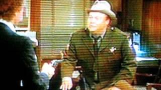 Silver Streak ,Gene Wilder leaving the Sherriff's office.