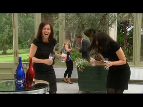 The Impressions Show - Davina McCall & Claudia Winkleman - 28/11/09