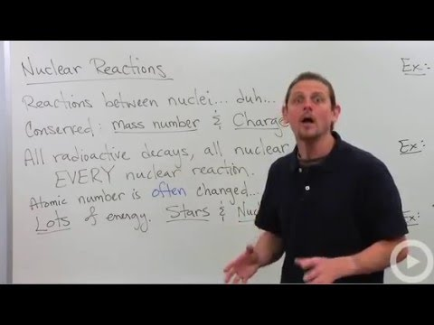 answers to nuclear reactions webquest