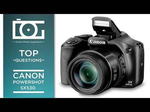 tutorial-|-top-15-most-common-questions-for-canon-powershot-sx530-hs-compact-digital-camera