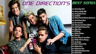 One Direction Greatest Hits Full Album-The Best Songs of One Direction Nonstop Playlist