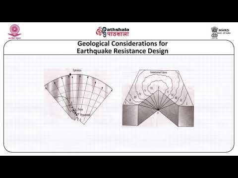 Geological considerations for earthquake resistance
